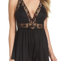 Free People Intimately FP Betty Lace Romper | Nordstrom