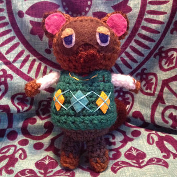 Tom Nook - Animal Crossing New Leaf