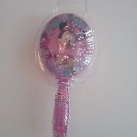 Minnie mouse hair brush