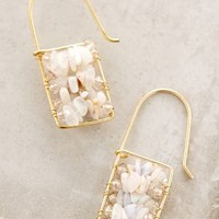 Mosaic Drops by Anthropologie Gold All Earrings