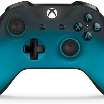 Xbox One Controller in Ocean Shadow - Refurbished
