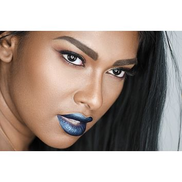 Rythm & Blues metallic matte liquid lipstick  - Water proof, Smudge proof, transfer proof,  and 24 hour stay Matte Liquid lipstick