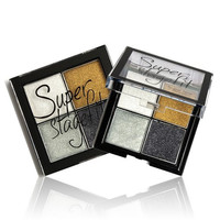 Eye shadow Pigments Palette Eye Makup Eye Shadow Super Stage Fit By Sugar box MK1019