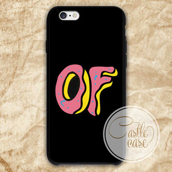 Obey Doughnut Odd Future OFWGKTA iPhone 4/4S, 5/5S, 5C Series Hard Plastic Case