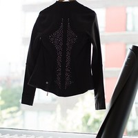 Forme Jacket II *Laser-Cut