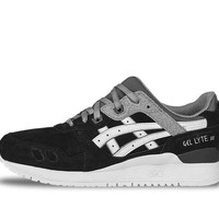 HCXX ASICS GEL-LYTE III Black/Soft Grey