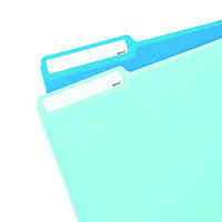 Erasable Interior File Folder Labels