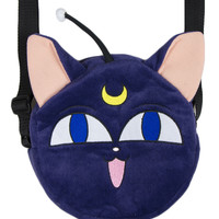 LUNA PLUSH CROSSBODY POUCH