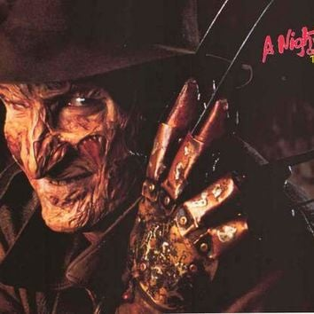 Nightmare on Elm Street 4 Movie Poster 22x34