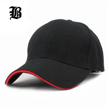 Trendy Winter Jacket [FLB] casual Men Baseball Cap hats for men bone baseball snapback skateboard hat gorras casquette caps skull cap chapeu F223 AT_92_12