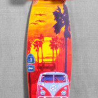 "Dusters 39"" Highway One Longboard Complete"