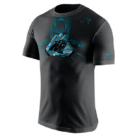 Nike Team Glove (NFL Panthers) Men's T-Shirt