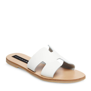 STEVEN Greece Slide Sandals
