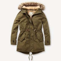 The Heminton Parka | Jack Wills