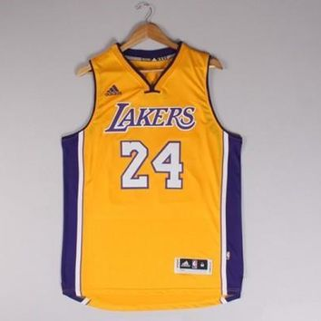 Los Angeles Lakers #24 Kobe Bryant Stitched NBA Jersey