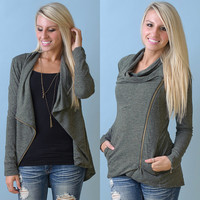 World Traveler Jacket (Sage)