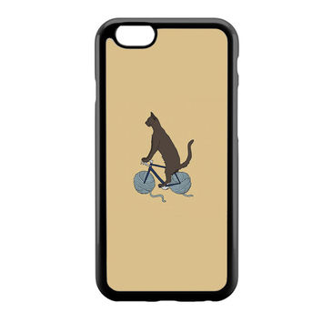 Chewbacca Biking Star Wars Cats iPhone 6 Case