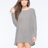 VOLCOM Lived In T-Shirt Dress | Short Dresses