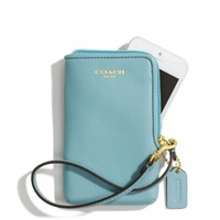 Coach :: New Legacy North/south Universal Case In Leather