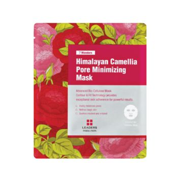 [LEADERS] 7 WONDERS Himalayan Camellia Pore Minimizing Mask