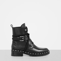 ALLSAINTS US: Women's Boots & Shoes, shop now.