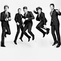 1D One Direction Band SHIRT  - In Suits -  Great Gift