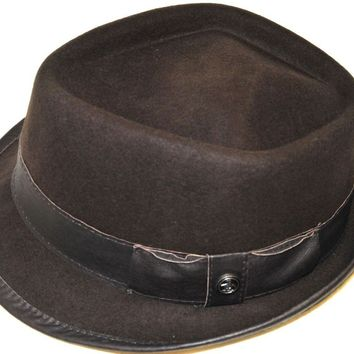 Fedora Hat - Delroy Hat by Original Penguin by Munsingwear | Unisex