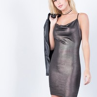Shimmery Nights Party Dress