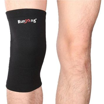 Classic Knitting Warm Knee Sports Protector Pad