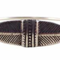 Tribal ID Bangle