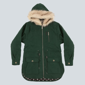 Snow Parka (Green)