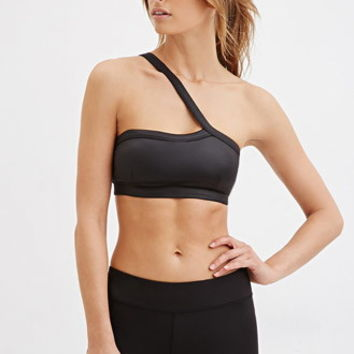 Low Impact - One-Shoulder Sports Bra