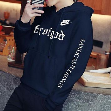 DCCKNY1Q Boys & Men Nike Fashion Casual Top Sweater Pullover Hoodie