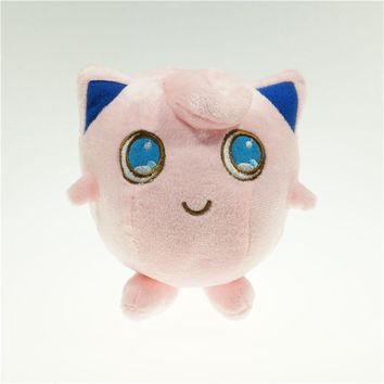 "6"" Jigglypuff Pokemon Plush"