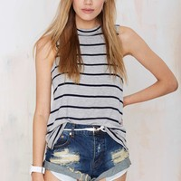 Line Up Striped Tank