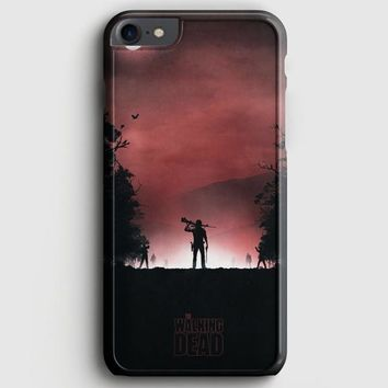 The Walking Dead Artwork iPhone 7 Case | casescraft