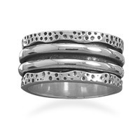 Oxidized Double Spin Ring
