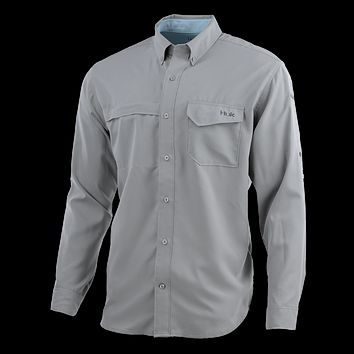 Tide Point Solid Long Sleeve Shirt