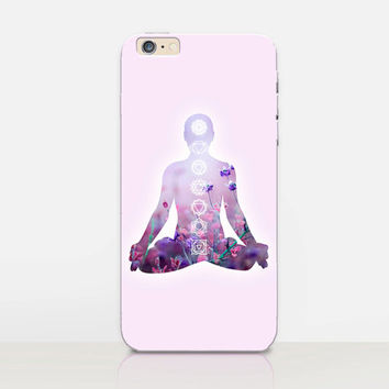 Meditation Phone Case  - iPhone 6 Case - iPhone 5 Case - iPhone 4 Case - Samsung S4 Case - iPhone 5C - Tough Case - Matte Case