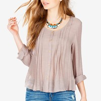 Day Tripper Blouse