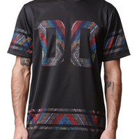 On The Byas Black Magic Mesh Jersey at PacSun.com
