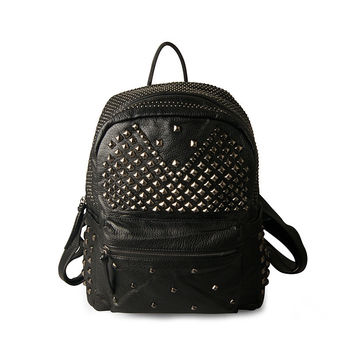 Hot Deal College On Sale Back To School Casual Comfort Stylish Korean Bags Backpack [4915435012]