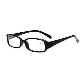 Unisex Reading Glasses magnifier Women Men Ultralight Soft Presbyopia Spectacles sight Black Leopard Diopters +1.0 to +4.0 L3