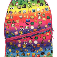 Emoji Rainbow Backpack