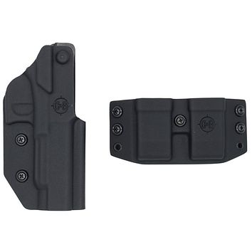 Competition Starter Kit (Pistol & Double Flat Mag Combo) - Quickship