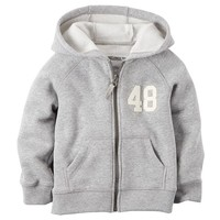 Carter's Fleece Hoodie - Boys