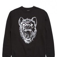 SHOP THE HUNDREDS | The Hundreds Darkness crew-neck sweatshirt