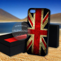 British Flag case for  LG Nexus/HTC One/Samsung Galaxy S3,S4,S5/Note 2,3/iPod 4th 5th/iPhone 5,5s,5c,4,4s,6,6+[ NJ9 ]
