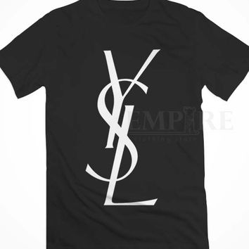 YSL Unisex/Men Tshirt All Size