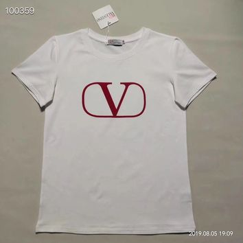Valentino Women Cotton T-shirt